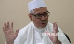 The Chairman of Rabithah Alawiyah, Habib Zein bin Umat Smith