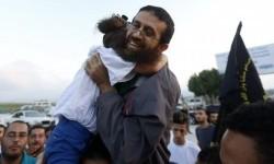 Khader Adnan, tahanan Palestina yang mogok makan selama 55 hari akhirnya dibebaskan Israel (Ilutrasi)