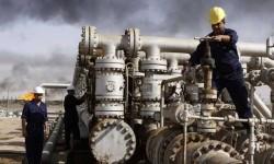 Kilang minyak Rumaila di Irak (Ilustrasi)