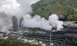 Instalasi sumur pengeboran panas bumi PT Geo Dipa Energi (ilustrasi)