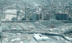 Kota Makkah, Arab Saudi (ilustrasi)