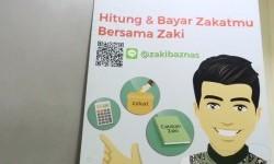 Baznas Luncurkan Layanan Zakat Virtual