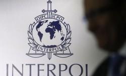 Logo Interpol.