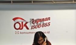 Logo Otoritas Jasa Keuangan (OJK).