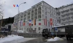 Forum Ekonomi Dunia di Davos