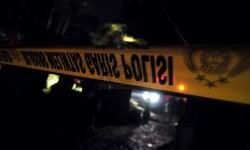 Garis polisi di tempat kejadian perkara (ilustrasi).