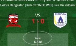 Madura United vs Persipura