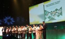 Majelis Ulama Indonesia (MUI) menggelar Tasyakur Milad ke-42 dan Anugerah Syiar Ramadhan 2017 di Balai Sarbini, Jakarta Pusat, Rabu (26/7) malam.