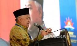 Mantan Ketua Umum PP Muhammadiyah Din Syamsuddin (ilustrasi)