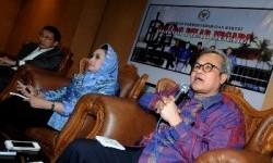 Mantan wakil ketua MPR Hajriyanto Y Thohari.