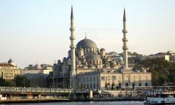 Masjid Yeni atau Yeni Camii, Istanbul, Turki