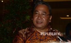 Menteri Desa Pembangunan Daerah Tertinggal dan Transmigrasi (PDTT) Eko Putro Sandjojo