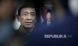 Menteri Koordinator bidang Politik, Hukum dan Keamanan Wiranto