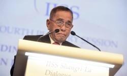 Defense Minister Ryamizard Ryacudu