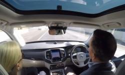 Mobil tanpa pengemudi ini sebelumnya pernah diujicobakan di Adelaide tahun 2015.