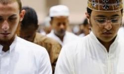 Siswa Muslim Amerika (Ilustrasi)