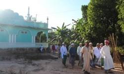 Muslim Cham di Masjid Jamiul Nia Mah