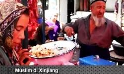 Muslim di Xinjiang, Cina