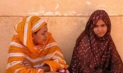 Muslimah Mauritania.