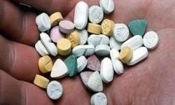 Obat-obatan psikotropika. Ilustrasi