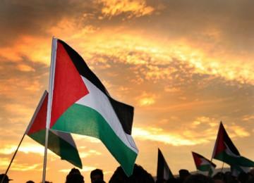 Palestina menanti kemerdekaan (Ilustrasi)
