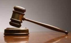 Palu Hakim di persidangan (ilustrasi)