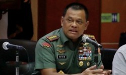 Panglima Tentara Nasional Indonesia Jenderal TNI Gatot Nurmantyo