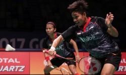 Pasangan baru Indonesia, Greysia Polii/Apriani Rahayu.