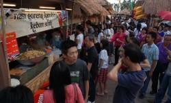 Pasar kuliner (ilustrasi)