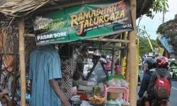Pasar Ramadhan (ilustrasi).