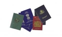 Paspor WNA (Ilustrasi)