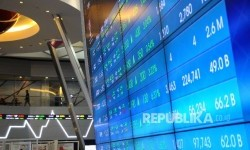 The composite share price index of the Indonesia Stock Exchange (BEI) closed at its highest level of 5,791 on Friday after Standard & Poor's raised the country's status to investment grade. (Illustration)