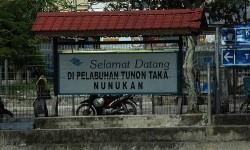 Pelabuhan Tunon Taka Nunukan, Kalimantan Timur (Ilustrasi)