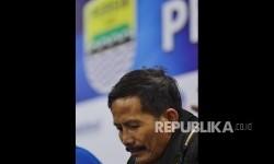 Pelatih Persib Bandung Djadjang Nurdjaman