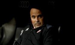 Pelatih Sevilla, Jorge Sampaoli.