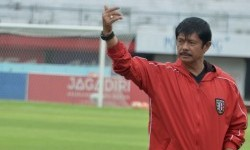 Pelatih Timnas U-19, Indra Sjafri.