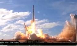 Falcon Heavy Mantapkan Posisi SpaceX di Antariksa