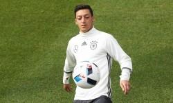 Pemain Timnas Jerman Mesut Oezil