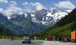 Pemandangan alam di Austria.