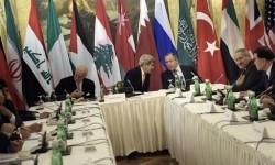 Pembicaraan mengenai perdamaian Suriah