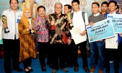 Pemkab Tasikmalaya Raih Juara Pertama Kominfo Award Jabar