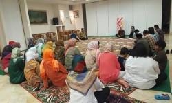 Pengajian Komunitas Muslim Indonesia di Roma.