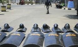 Pengamanan Objek Vital (Ilustrasi)