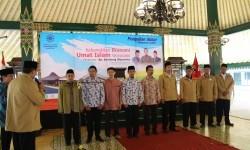 Pengukuhan pengurus Jaringan Saudagar Muhammadiyah Wonosobo.