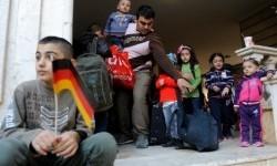Pengungsi Suriah di Jerman