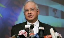 Perdana Menteri Datuk Seri Najib Tun Razak.