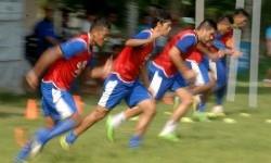 Pesepak bola Madura United FC (MUFC)
