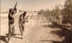 peshmerga atau milisi Kurdi di Irak