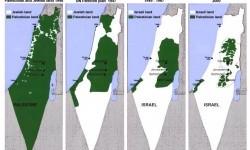 Palestine map 1946-2000.
