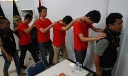 Warga negara asing (WNA) asal Cina dideportasi. (ilustrasi)